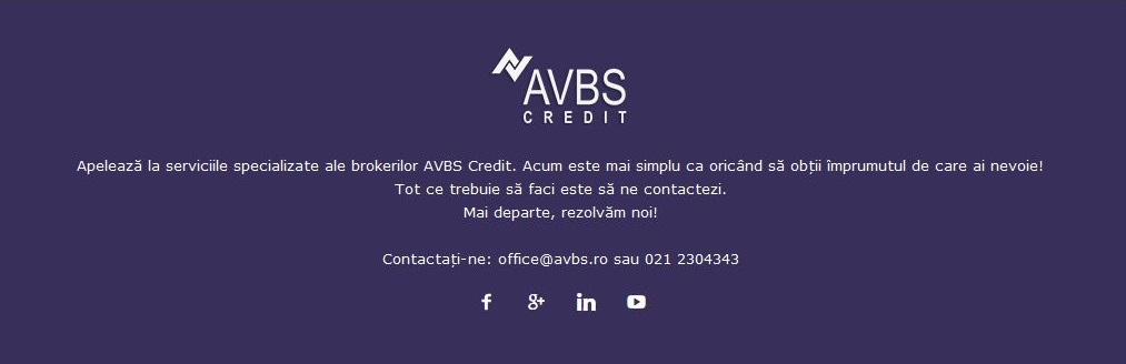 Site-ul AVBS Credit